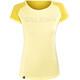 Salewa Pedroc Delta Dry Shortsleeve Shirt Women yellow